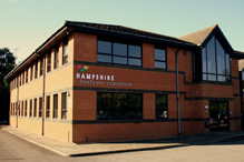 Hampshire Business Computers, Romsey, Hampshire